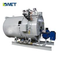 Hot Water Industrial Steam Boiler Gas Combi Diesel Boiler For Paper Industry Applied Manufactures