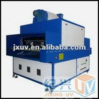 China 5 lamps uv curing machine on sale