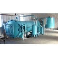 Autoclave Tank for petroleum refineries with SX25, SX75 Series Controller Manufactures
