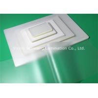 Glossy PET Pouch Laminating Film Glossy Preventing Alteration For Documents Cards Manufactures