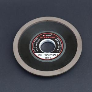 PCD Industrial Grinding Wheel , Edge / Peripheral Grinding Diamond Grinding Wheel Manufactures