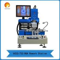 WDS-750 automatic advanced BGA rework station desoldering station with optical alignment Manufactures