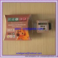 R4i3D 2015 3DS game card 3DS flash card Manufactures