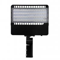high quality new design led street light housing IP65 Philips chip 5 year warranty 100W Shoe Box for high speed road use Manufactures