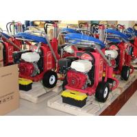 Petrol Engine 13HP Hydraulic Airless Sprayer / Protecting Wall Paint Sprayer Manufactures