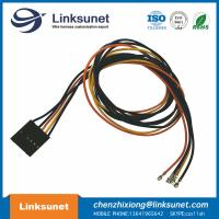 MOLEX 50 - 57 - 9405 SL Crimp Housing , Single Row , Male Female Automobile Wire Harness / 2.54mm Pitch Manufactures