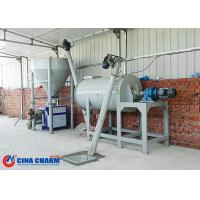 Adhesive Industrial Cement Mixer , 3 - 5mins Dry Mortar Equipment For Tile Manufactures
