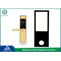 Quality ITO Glass Capacitance Touch Panel Access Door , Home Security Touch Screen for sale