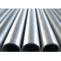 China Decorative Welded 430 Stainless Steel Pipe With Hairline Polished Surface on sale