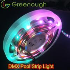 China DMX IC strip light  LED accent lighting/ LED pool lighting / RGB strip Light/12V Light on sale