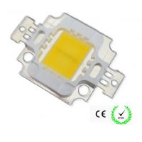 2000K - 3000K warm white 10W COB High Power Led chip with Bridgelux Led chip For Street lamp Manufactures