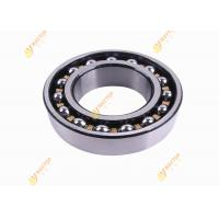 PTFE Cage Ball Screw Support Bearing , Brass Cage Single Row Ball Bearing 3313 Manufactures