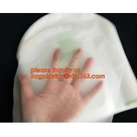 Biodegradable record covers CD LP inner sleeves bag for turntable storage,portable cheap practical custom cd bag bagease