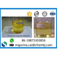 Testosterone Propionate Injectable Oil Tests P Roid Liquid for Bodybuilder Manufactures