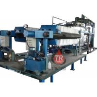 Dirty Waste Motor Oil Recycling Machine / Used Lube Oil Recycling Plant