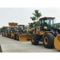 China XCMG Articulated Wheel Loader With High Carrying Capacity Model WD10G220E21 on sale