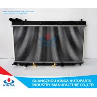 Motorcycle Parts radiator for Honda FIT GDI , performance aluminum radiator Manufactures