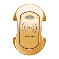 Gold RFID Electronic Card Cabinet / Card Lock for Sauna Bathroom SPA Room Manufactures