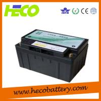 60V120AH Energy Storage Car Battery With BMS System , Customized Size Manufactures