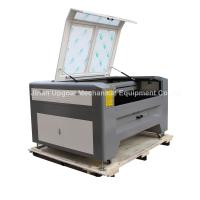 Car Foot Pad Laser Cutting Machine Co2 Laser Machine UG-1390L Manufactures