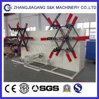 Professional Plastic Hdpe Pipe Machine WPA120 1150mm - 2100mm Outer dia