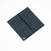 China Solar Street Lighting Polycrystalline Solar Cells 2V 0.6W Without Frame on sale