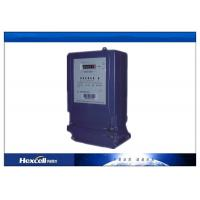 PLC Intelligent Electronic Energy Meter with RS485 , Electric Power Meter Manufactures