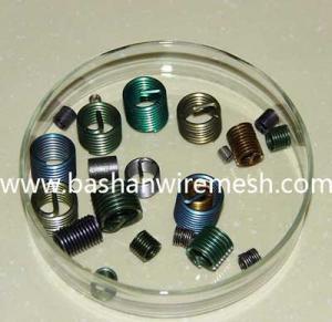 China 304 316 Wire Thread Insert Heli-Coil-Type Screw Thread Insert on sale