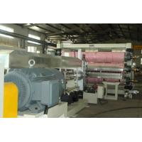 PE PVC Geomembrane Waterproof Sheet Extrusion Line 4000mm Large Capacity Manufactures