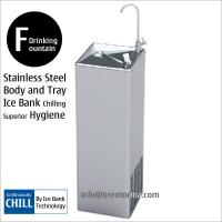 DF27C Stainless Steel Water Cooler Freestanding Drinking Fountain Manufactures
