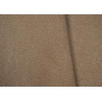 Pilling Resistance Washed Cotton Fabric Anti - Cracking For Traveling Bags Manufactures