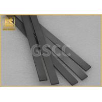 China High Performance Tungsten Carbide Strips With High Thermal Conductivity on sale