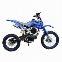 150cc Dirt Bike with Zongshen Engine, 150mL Engine Displacement and 367g/kWh Fuel Tank Capacity Manufactures