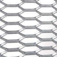 Modern Building Material Iron or Aluminum  Hexagonal Expanded Metal for Decoration Ceiling Tile Manufactures