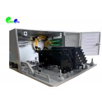 FTTH Optical Distribution Frame Hub Cabinet Multi Optical Terminal Box For Building Manufactures