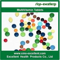 China Competitive price MultiVitamin Tablet on sale
