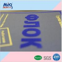 Quality Colorful Snow Pile Silk Screen Printing Varnish Natural Drying Or IR Drying for sale