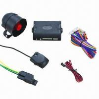 Car Alarm System with Central Lock System Automation Manufactures