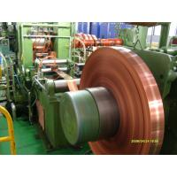 Copper Foil Oxygen Free Copper Roofing Strips For Electrical Equipment Manufactures