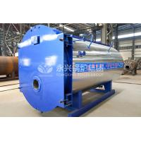 WNS 15t/h Best Service and Technical Support Industrial Gas Fired Steam Boiler Manufactures
