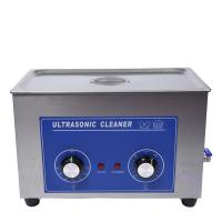 PS Series Compact & Cheap Mechanical Ultrasonic Cleaner With Knob Simple Operation Function And Easy Maintenace Method Manufactures