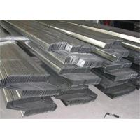hot rolled construction Z Channel Steel purlins for mechanical manufacture Manufactures