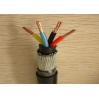 Quality NYCWY  NAYCY  NYCY Pvc Insulated Power Cable Copper / Aliminum VDE Standard for sale