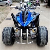 Water Cooled EEC Racing Quad Bike ATV 250CC with Zongshen Engine Manufactures