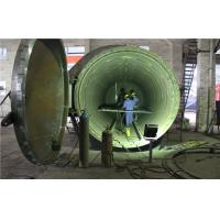 Large - Scale Steam Vulcanizing Laminated Glass Autoclave / Auto Clave Machine Φ3.2m Manufactures