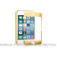 Anti Scratch Iphone Protective Screen , 2.5D Round Edge Glass Phone Screen Protector Manufactures