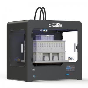 110V/220V High Precision 3d Printer , Createbot 3d Printer DE 400*300*300 Mm Manufactures