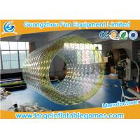 Water Roller Ball Inflatable Hamster Wheel For Humas With Size Customized Manufactures
