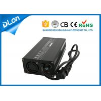 60v 2A electric scooter charger for lead acid / lifepo4 / lithium ion batteries Manufactures