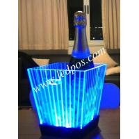 China LED Color Changing 5L Ice Bucket Waterproof Wine Beer Alcohol Partys Night clubs on sale